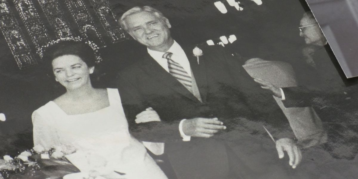 "Personal archive gives special look into the career of Senator Ernest ""Fritz"" Hollings"