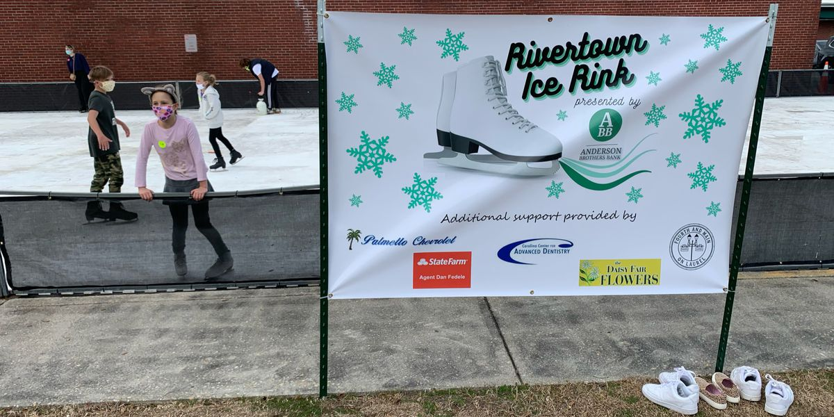 Rivertown Ice Rink opens in Conway
