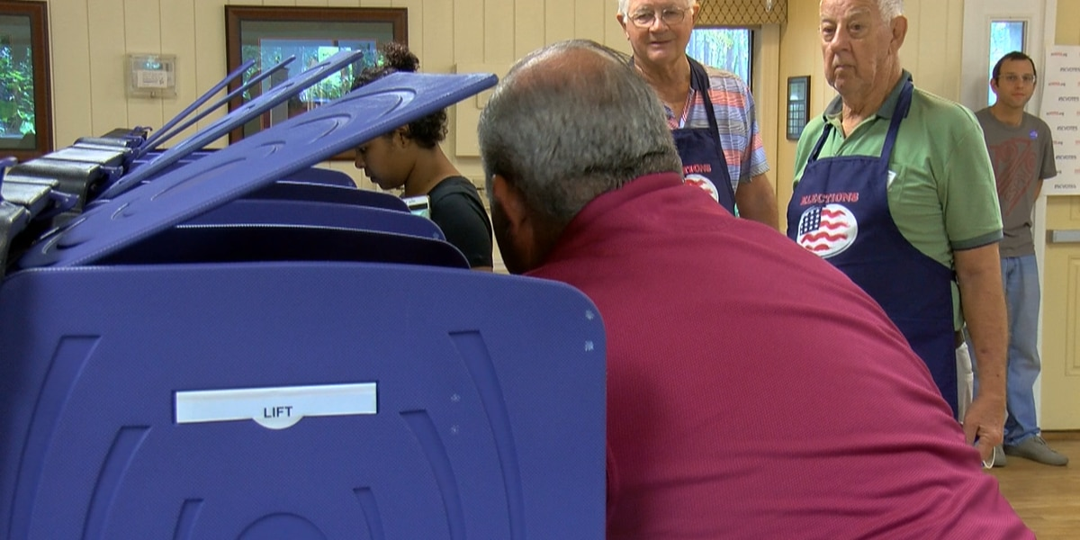 First-time voters among those casting ballots in midterm election