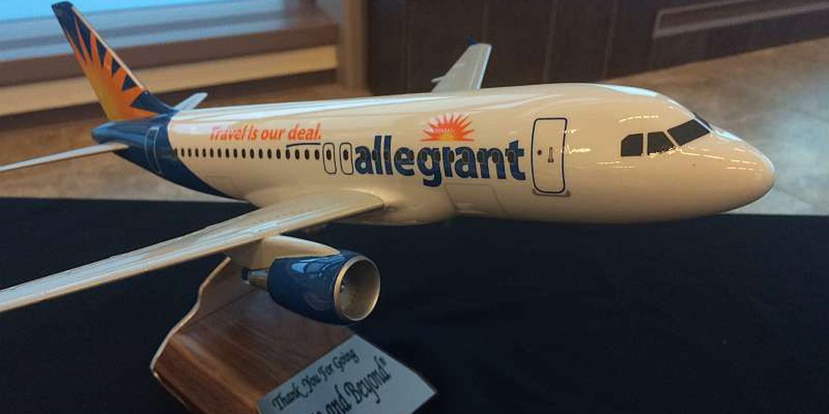 Allegiant adds five new routes to Myrtle Beach