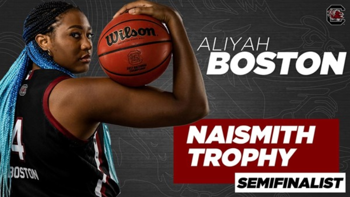 Boston Named a Semifinalist for Naismith Trophy