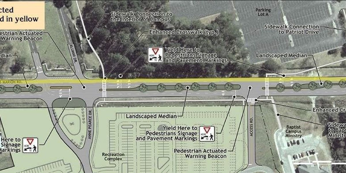 FMU to start construction on streetscape project