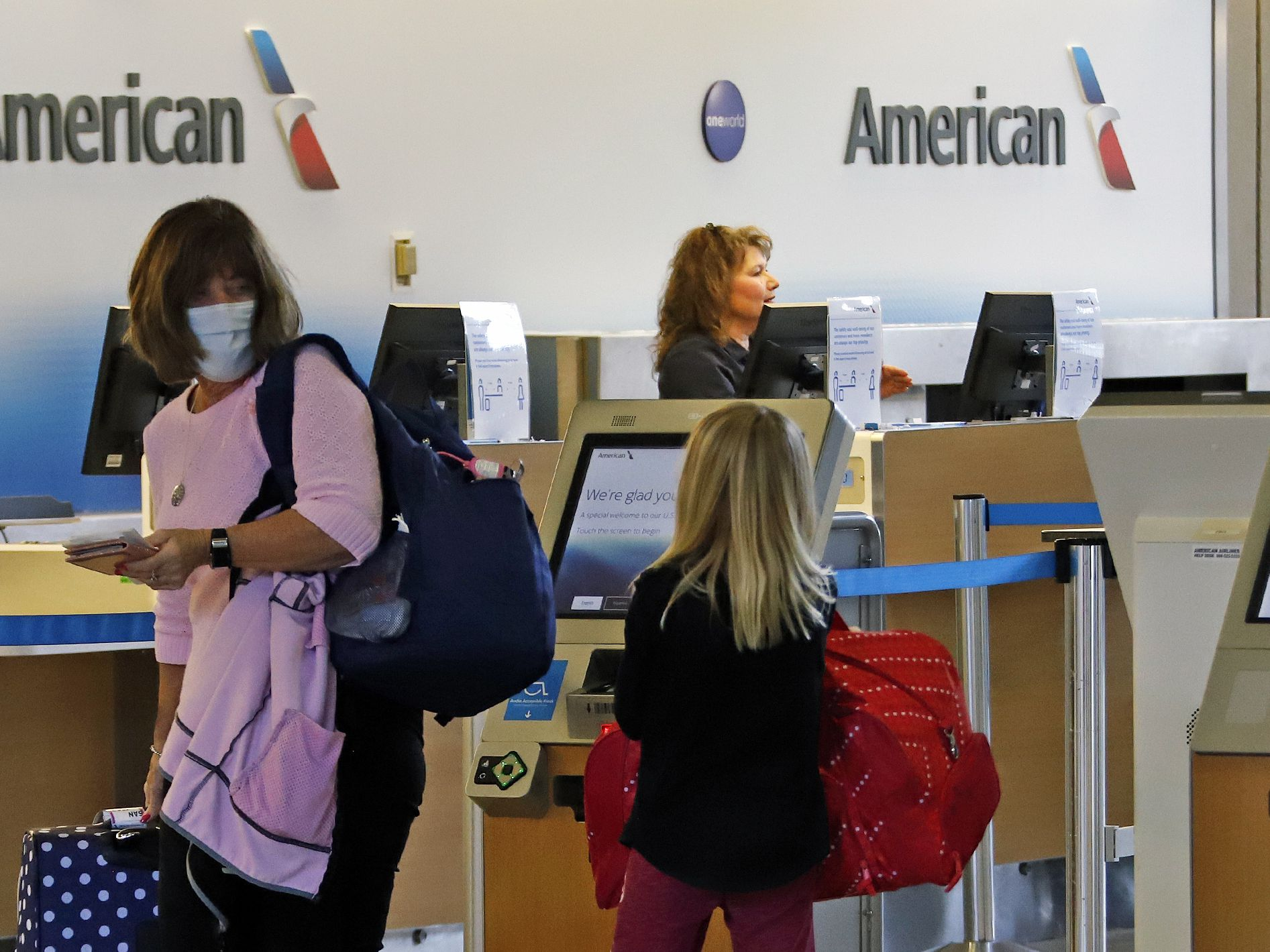Airline denies mom and son, 2, after he refused to wear mask