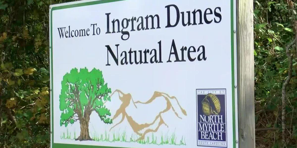 North Myrtle Beach celebrates those who helped save Ingram Dunes
