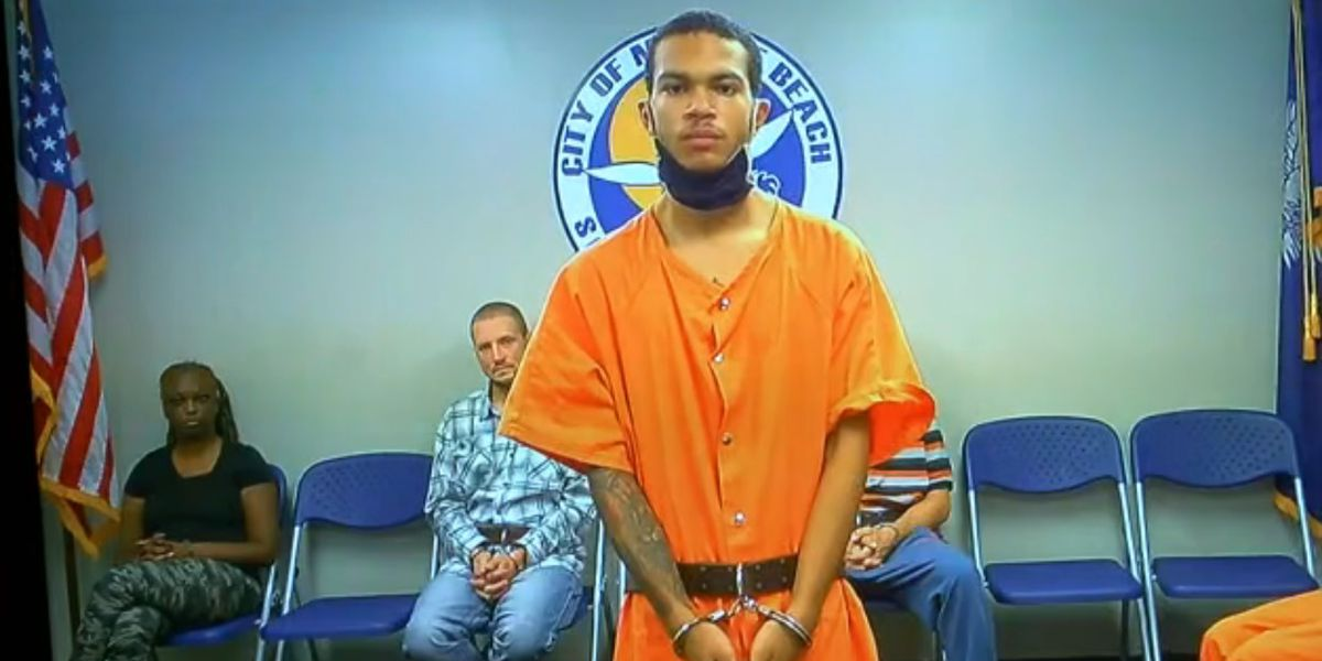 Judge sets $250K bond for airman charged in fatal Myrtle Beach shooting