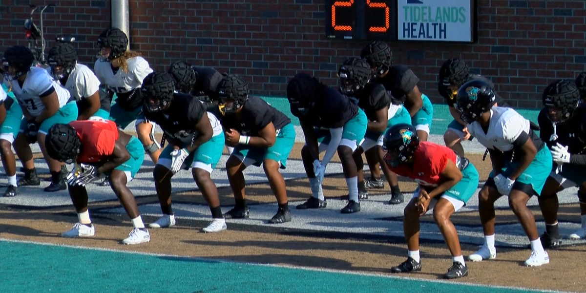 CCU continues fall camp as Sun Belt intends on playing fall football