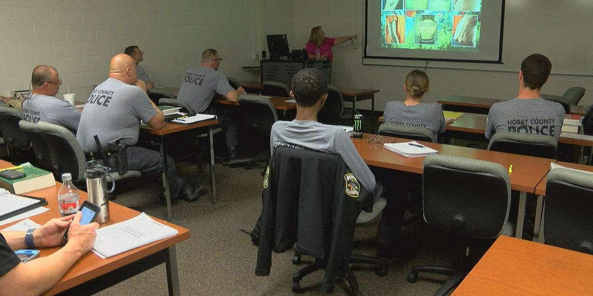 Horry County Police Department partnering with HGTC for Pre-Academy to train recruits