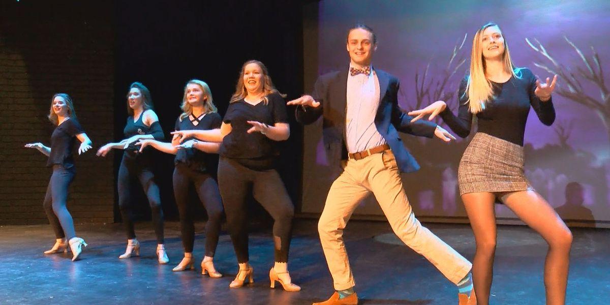 Student Spotlight: Socastee High senior's take the stage for upcoming musical comedy