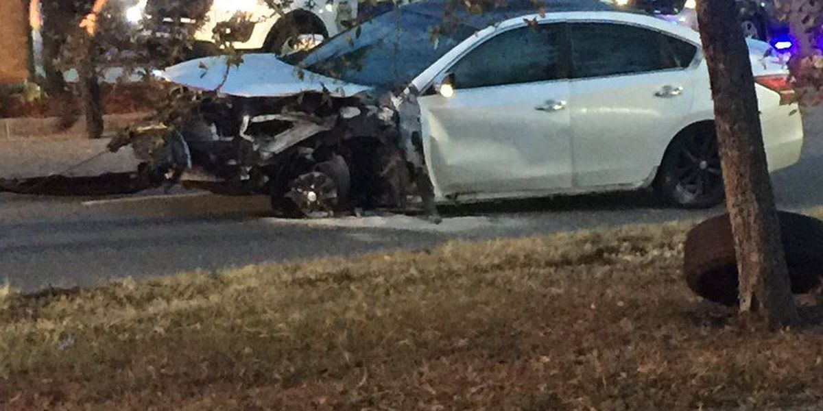 UPDATE: Farrow Parkway reopens after car accident