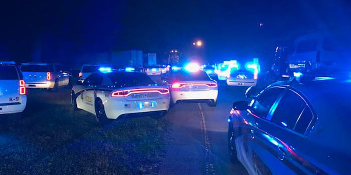 Authorities: 1 dead, 1 in custody after officer-involved shooting at S.C. I-26 rest area
