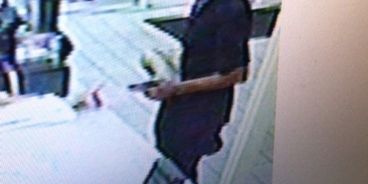 Marion County law enforcement search for robbery suspect