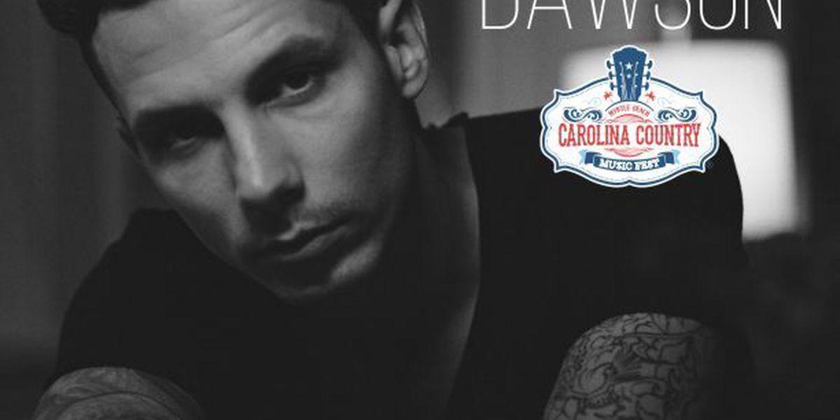 Devin Dawson to perform at 2018 CCMF