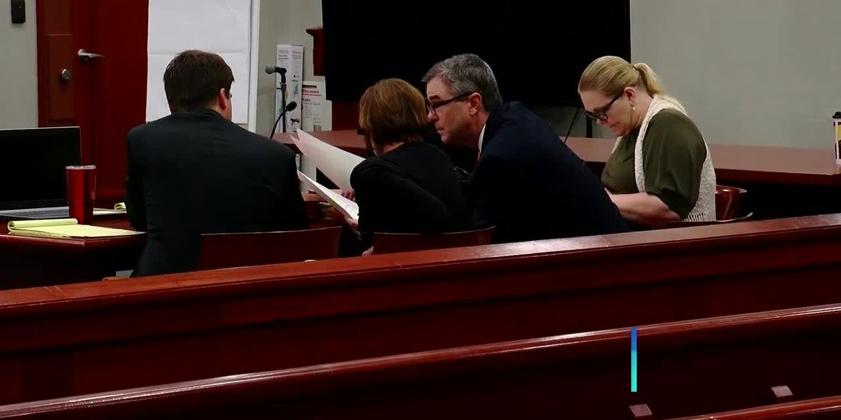 Content of text messages part of testimony in day 7 of Tammy Moorer trial