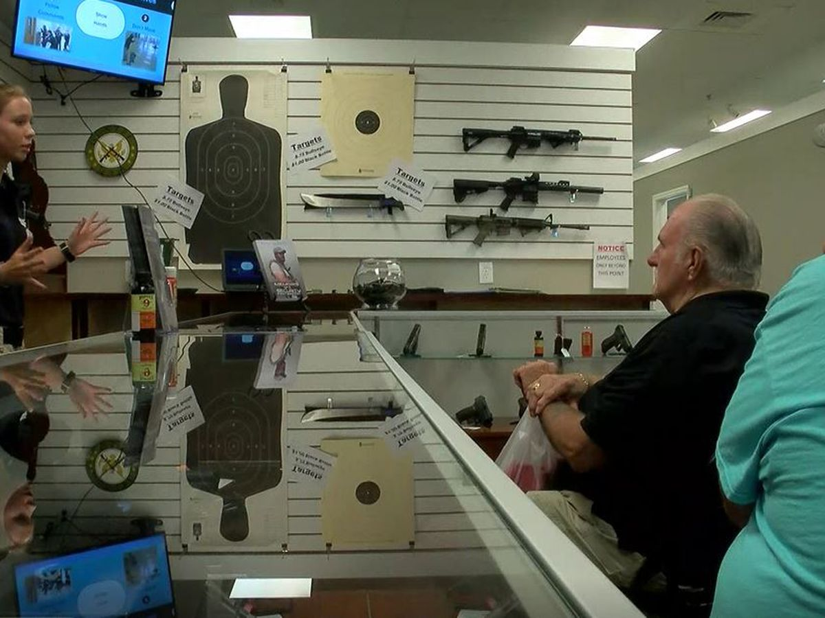 In the aftermath of mass shootings, Myrtle Beach group offers active shooter training