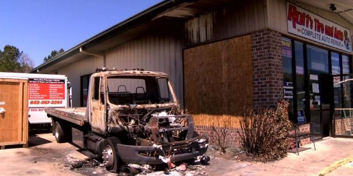Murrells Inlet businesses upset with recent arsons