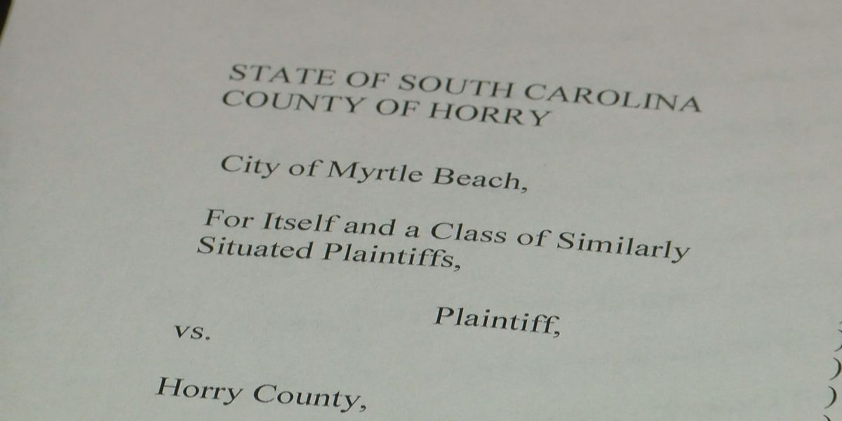 WMBF Investigates: Over $1.2 million spent on legal fees in hospitality tax battle