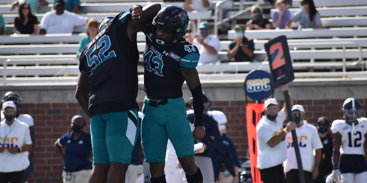 CCU-Appalachian State game to be televised on ESPN2