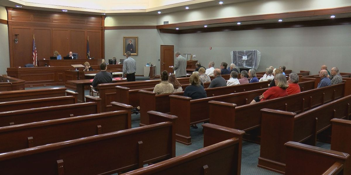 Judge: Temporary injunction to stop development in Horry County not properly filed