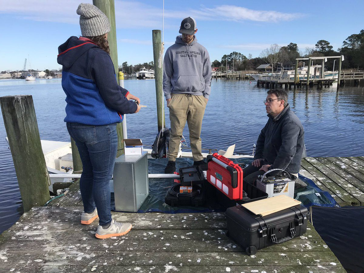 Coastal Carolina and Georgetown officials teaming up to find silting solution
