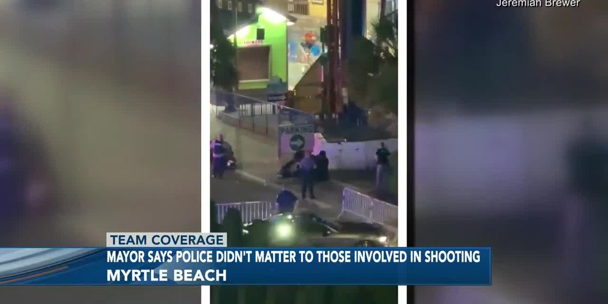 Mayor: Overnight shooting on Ocean Blvd. result of rival gangs looking to 'finish fighting it out'