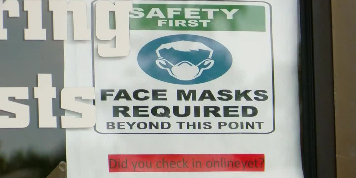 'Makes all of us feel more protected': Some Grand Strand businesses OK with mask mandates