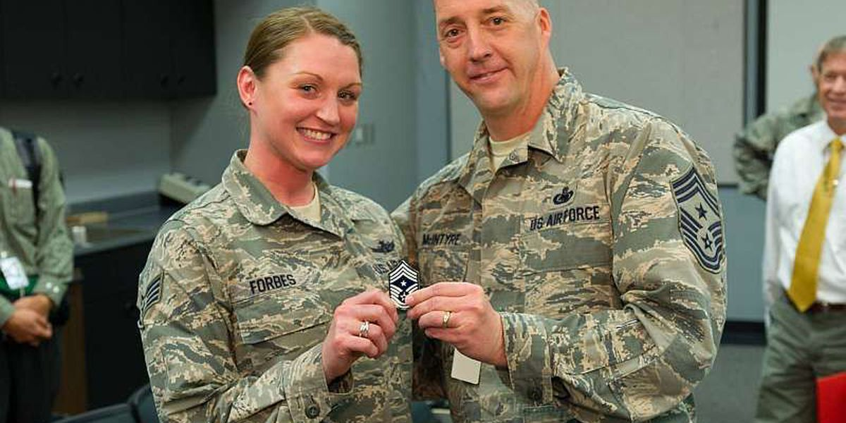 Myrtle Beach native recognized by Air Force chief for her stellar work