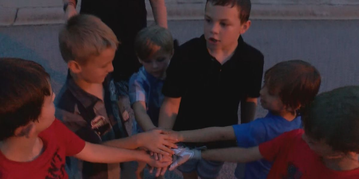 Group of Chapin friends save mom having seizure, recognized for their actions