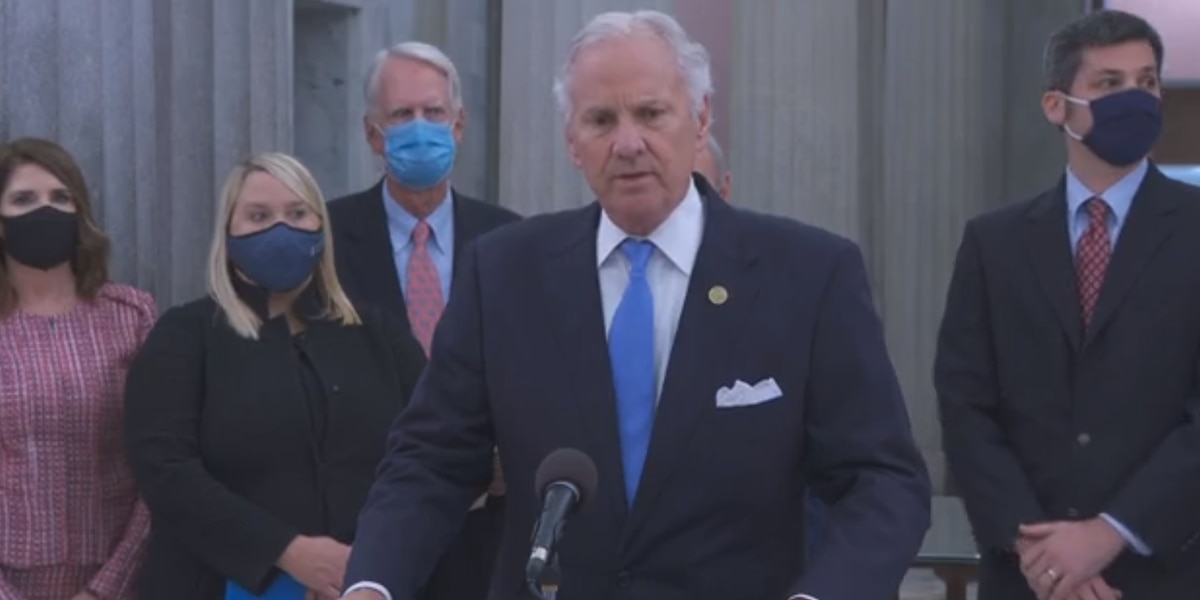 WATCH: S.C. Gov. Henry McMaster to make a cabinet announcement