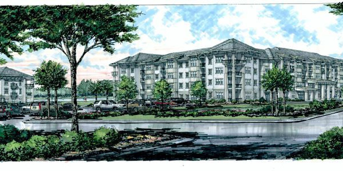 'Luxury' apartment development planned for Carolina Forest