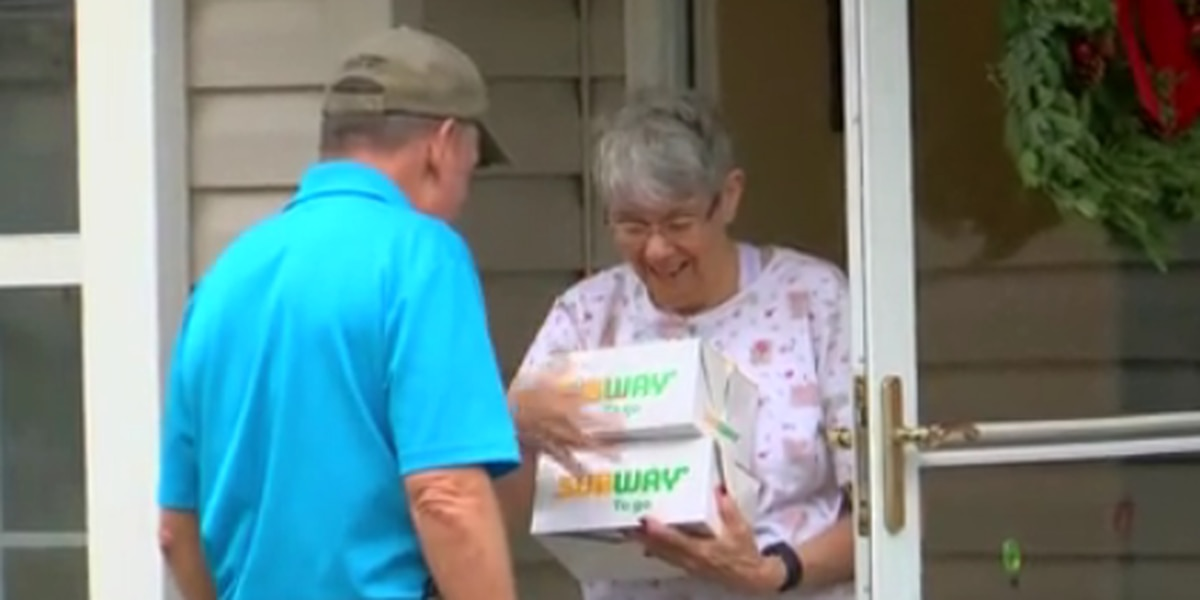 Subway donates 250 meals to Meals on Wheels of Horry County