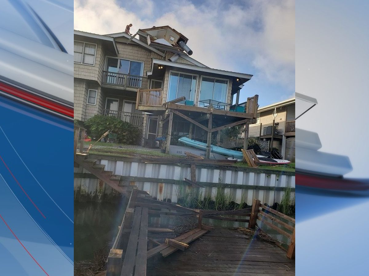 SLIDESHOW: Damage from Isaias stretches across Grand Strand
