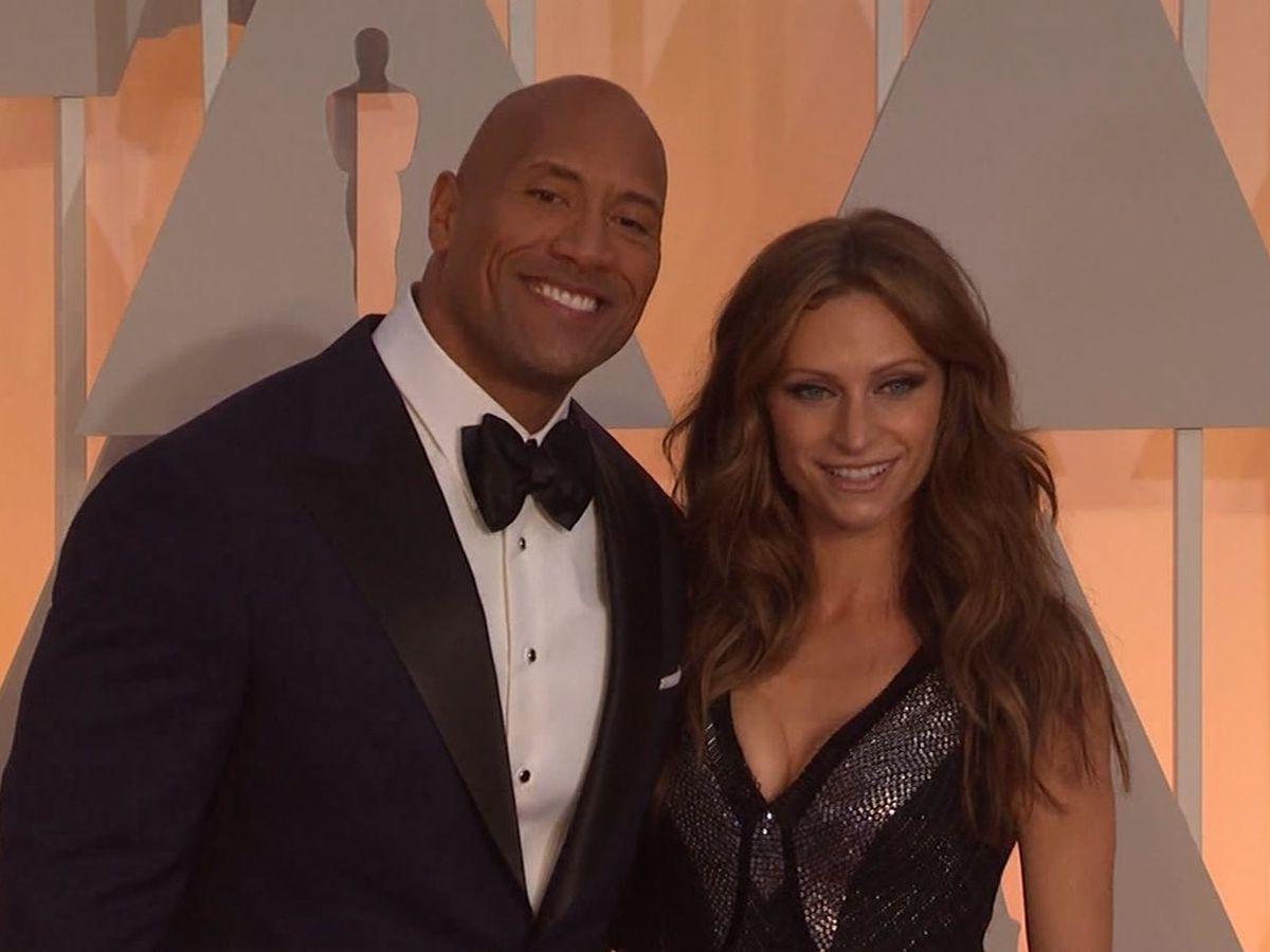 Dwayne 'The Rock' Johnson marries long-time girlfriend
