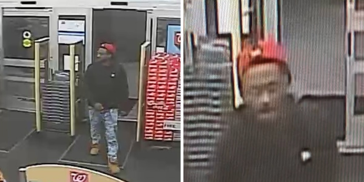 Police search for man accused of exposing himself inside Conway Walgreens