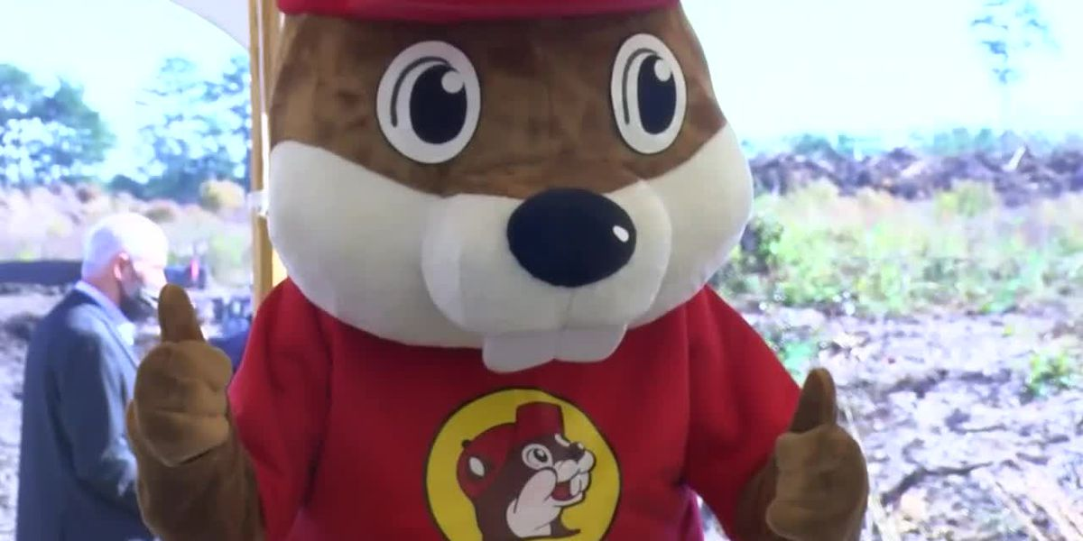 McMaster attends groundbreaking for Buc-ee's location in Florence