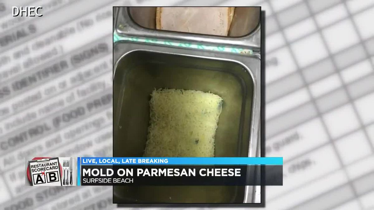 Restaurant Scorecard: Moldy cheese found; employee didn't wash hands after handling raw eggs