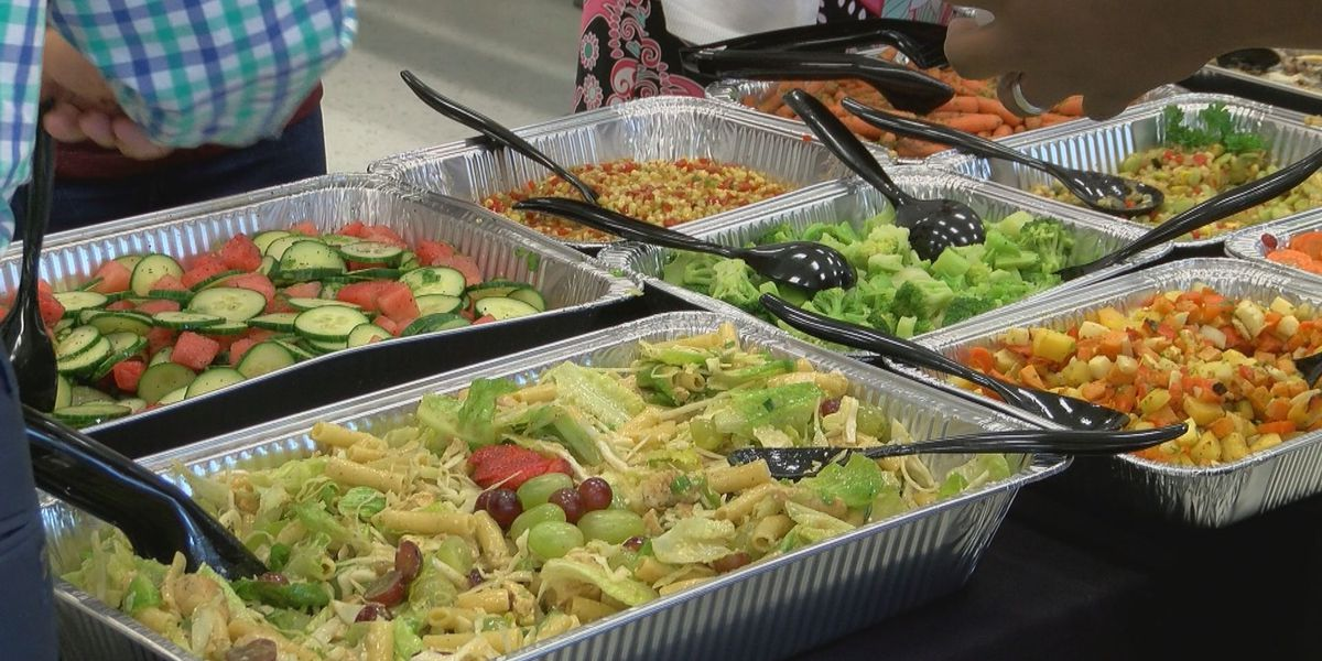 New food vendor teaches employees healthier food options for school lunch