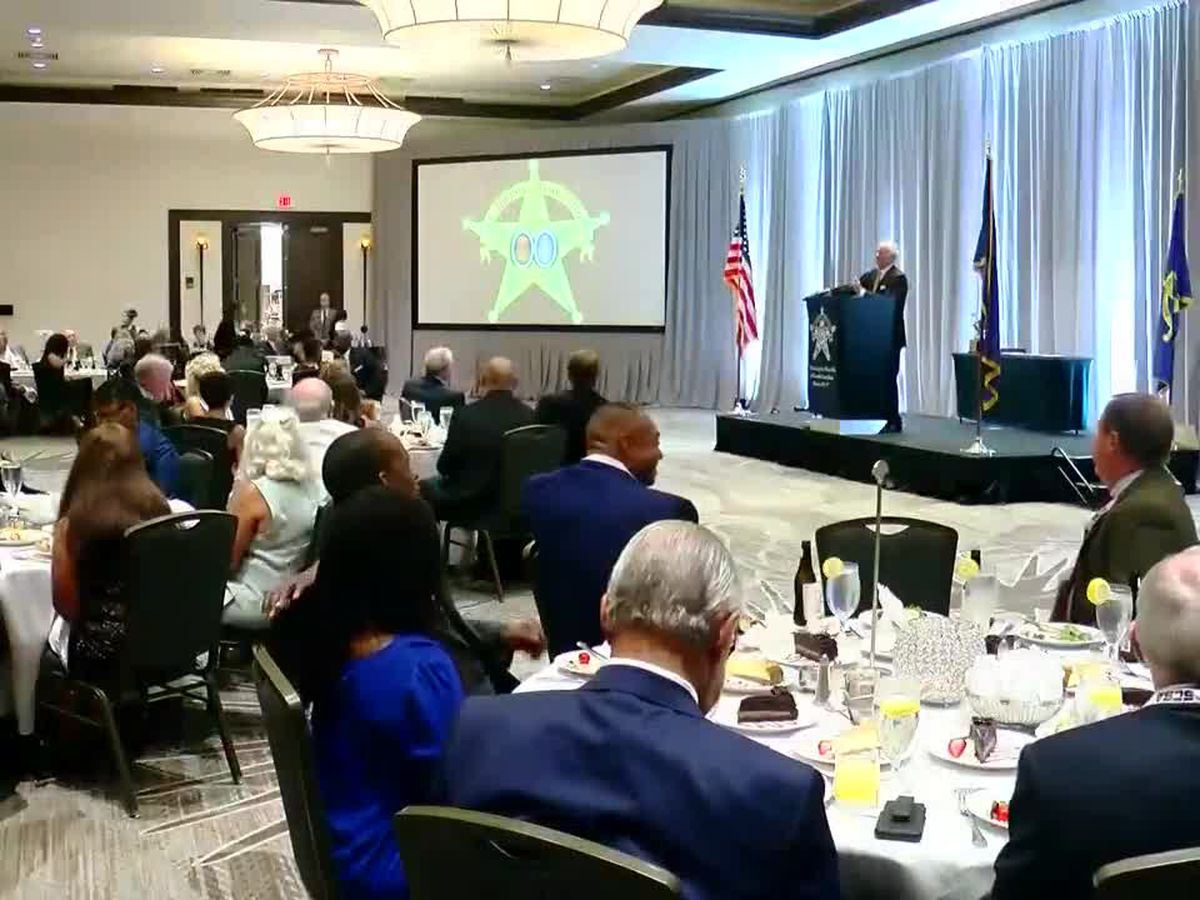 SC Gov. McMaster honors sheriff's offices during conference in Myrtle Beach