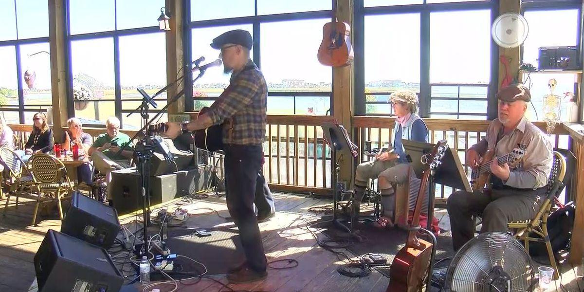 Murrells Inlet benefit concert raises money for flood victims