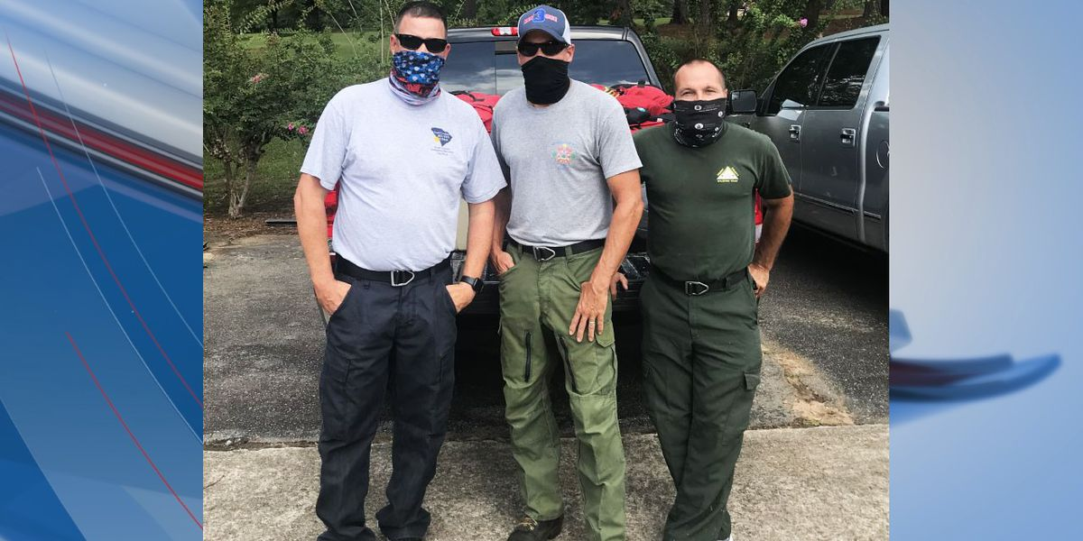 Three Horry County firefighters to help battle Oregon wildfires