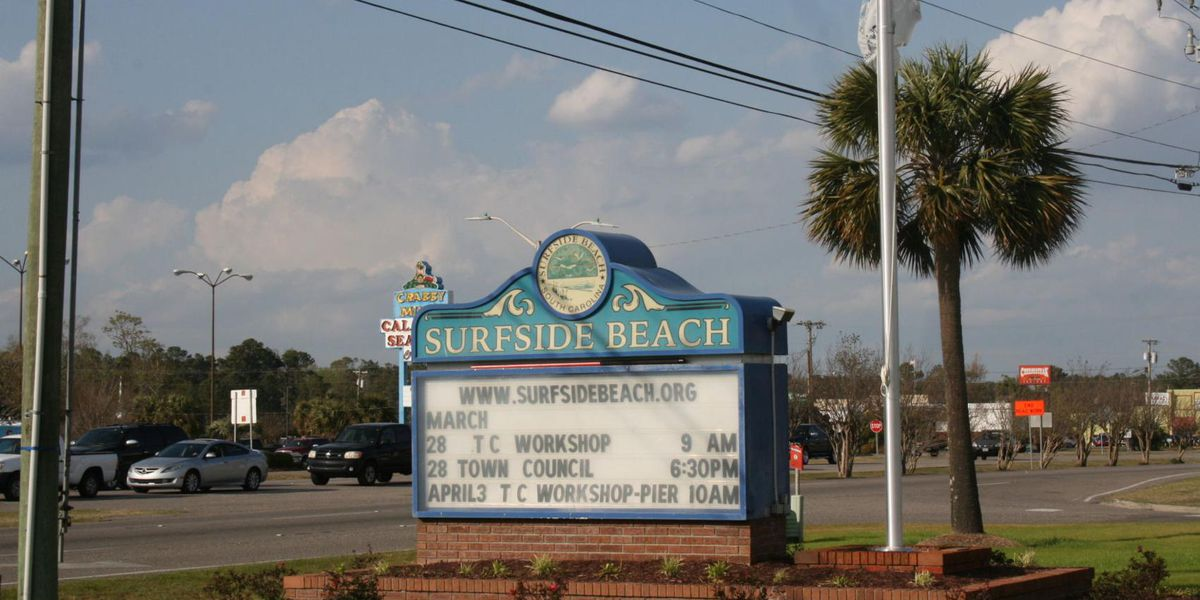 Wheels in motion for Surfside Beach road resurfacing project