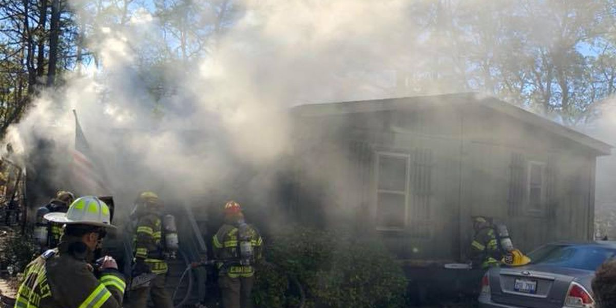 One injured in Murrells Inlet house fire