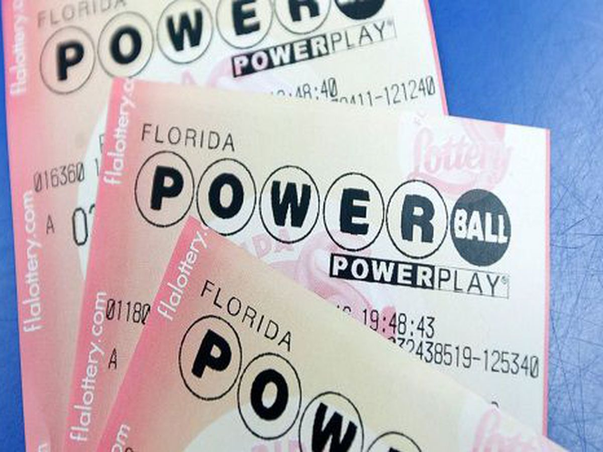 One lucky Powerball player in SC won $1 million in Saturday night's drawing