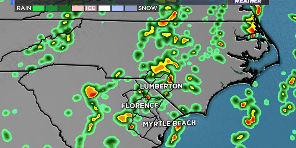 FIRST ALERT: Sunny streak ends Friday, as showers and a few storms arrive