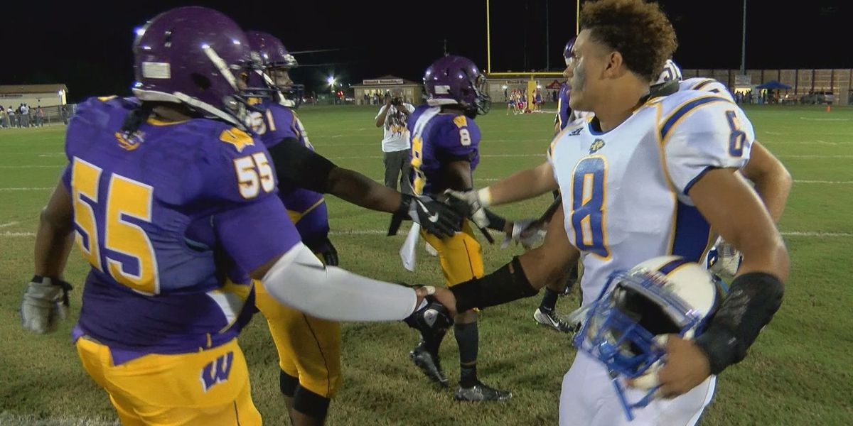 Week 8 action kicks off Friday night across Grand Strand, Pee Dee
