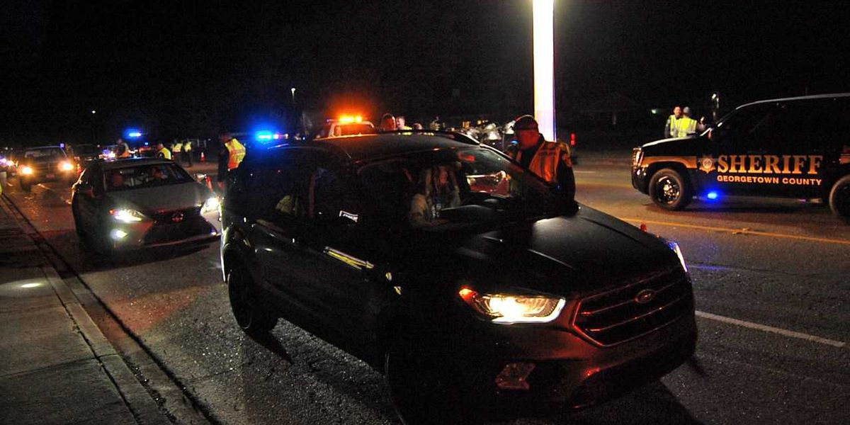 Traffic safety checkpoint leads to 12 arrests; psychedelic mushrooms, MDMA seized