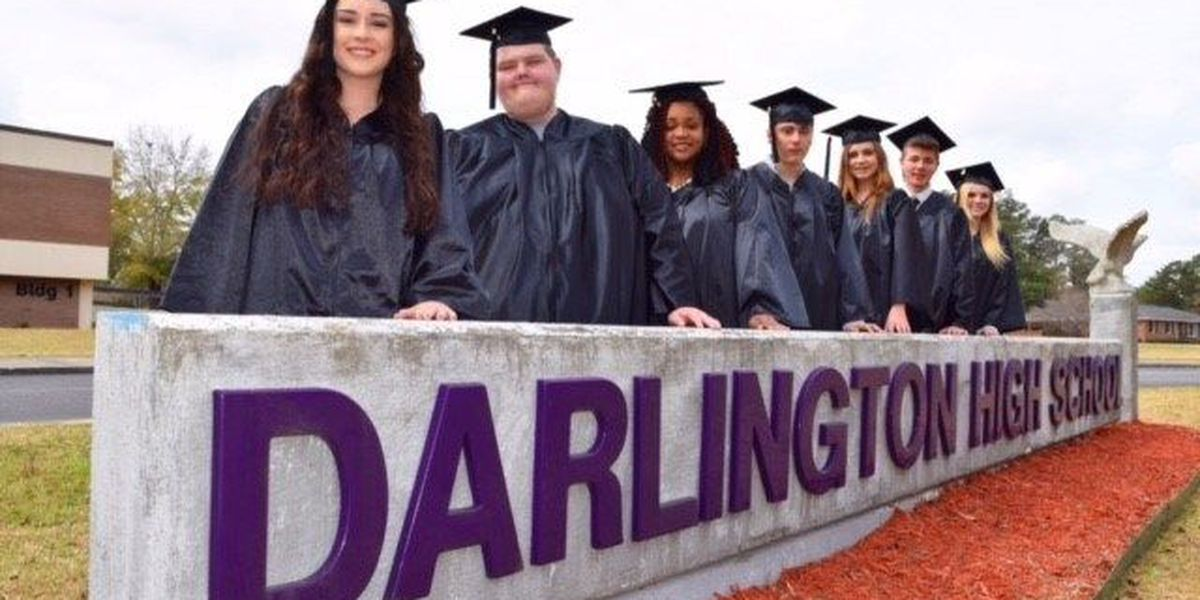 Eight Pee Dee students graduate high school and college