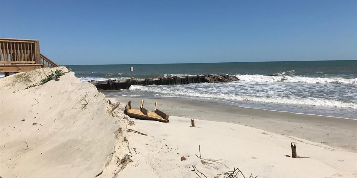Pawleys Island rebuilds dunes for third time in three years, prepares for beach renourishment