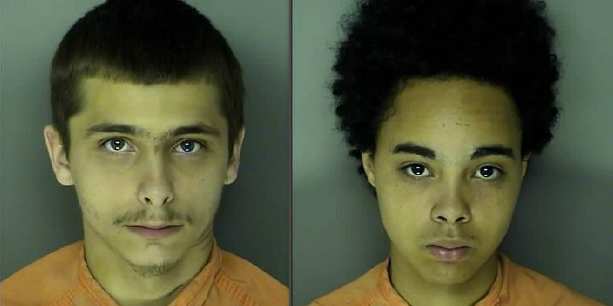 Teens admit to robbing woman at gunpoint after high-speed chase with police