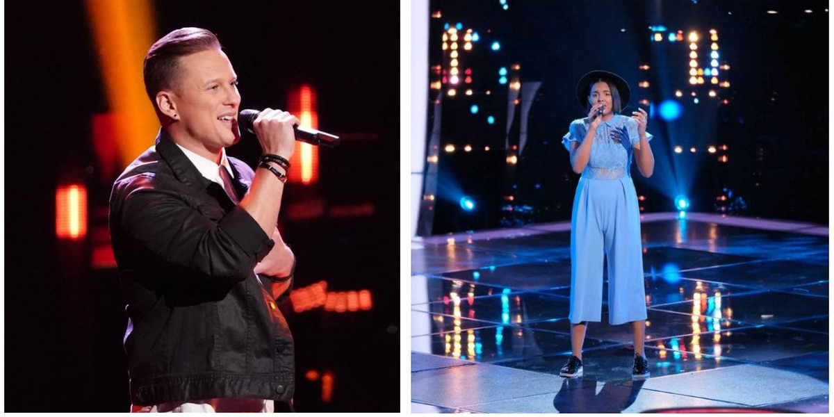 Local contestants from 'The Voice' give impromptu performance of Lady Gaga's 'Shallow'