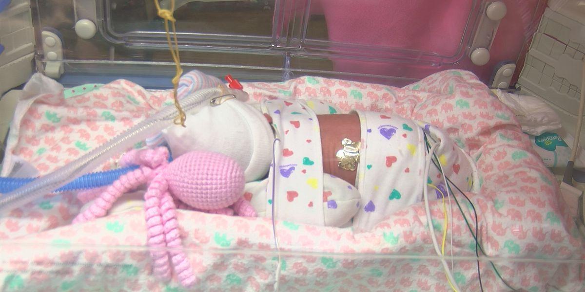 North Carolina infant mortality rates reach 31-year-low
